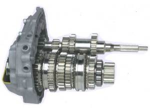 Vauxhall F20 reconditioned gearbox