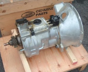 reconditioned SERIES 3 GEARBOX
