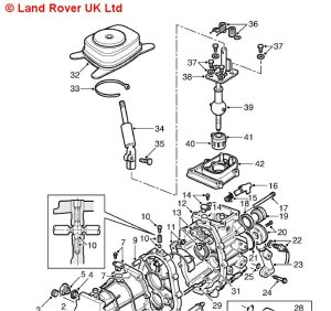 2014 Range Rover Parts Diagram