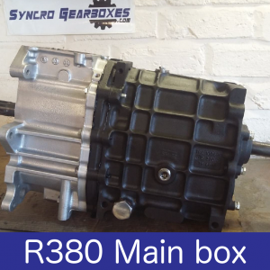 INTRAspec R380 Main box