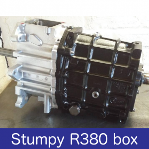 Stumpy R380 - INTRAspec